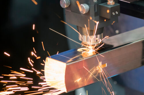 metaal laten lasersnijden